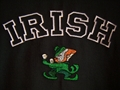 Picture of McKay's Fighting Irish Hooded Sweatshirt (SB010)