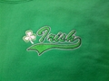 Picture of McKay's Left Chest Irish Swoosh (LC1 - 395)
