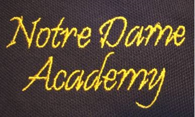Picture of School Uniform - Notre Dame Academy Polo Shirt SUND1