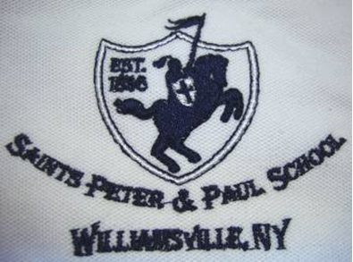 Picture of School Uniform - SS Peter & Paul Polo Shirt SUSSPP1
