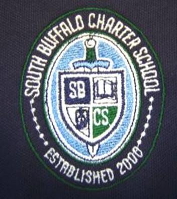 Picture of School Uniform -  South Buffalo Charter Polo Shirt SUSBC1