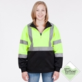 Picture of Utility ProWear Ladies 1/4 Zip Soft Shell