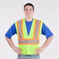 Picture of Utility ProWear Men's 5 Point Breakaway Mesh Vest