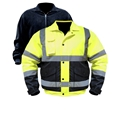 Picture of Utility ProWear Men's Bomber Jacket with Zip out Fleece Liner