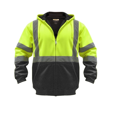 Picture of Utility ProWear Men's Hooded Softshell