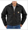Picture of Carhartt Men's Duck Detroit Jacket / Blanket - Lined (J001)