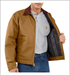 Picture of Carhartt Men's Duck Detroit Jacket / Blanket - Lined (J001)