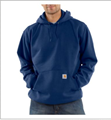 Picture of Carhartt Men's Midweight Hooded Pullover Sweatshirt (K121)