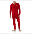 Picture of Carhartt Men's Midweight Cotton Union Suit (K226)