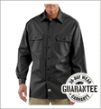 Picture of Carhartt Men's Long - Sleeve Twill Work Shirt (S224)