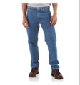 Picture of Carhartt Men's Traditional Fit Tapered Leg Jean (B18)