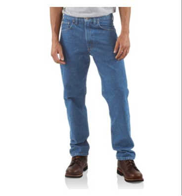 532a1f91069 fabulous picture of carhartt mens traditional fit tapered leg jean with tapered  leg