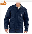Picture of Carhartt Men's Flame - Resistant Lanyard Access Jacket / Quilt - Lined (101625)