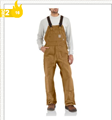 Picture of Carhartt Men's Flame - Resistant Duck Bib Overall / Unlined (101627)