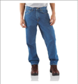 Picture of Carhartt Men's Tapered - Leg - Relaxed - Fit Jean (B17)