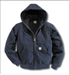 Picture of Carhartt Men's Duck Active Jac / Thermal Lined (J131)