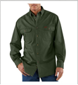 Picture of Carhartt Men's Oakman Work Shirt (S09)