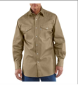 Picture of Carhartt Men's Ironwood Twill Work Shirt (S209)