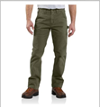 Picture of Carhartt Men's Washed Twill Dungaree (B324)