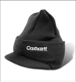 Picture of Carhartt Men's Knit Hat with Visor (A164)