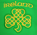 Picture of McKay's Left Chest Ireland Shamrock (LC8)