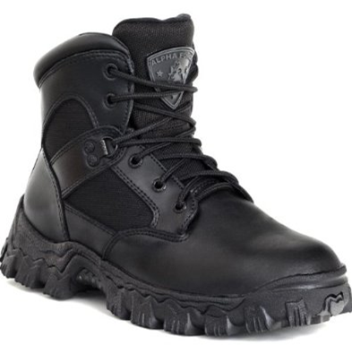 Picture of Rocky Men's AlphaForce Waterproof Composite Toe Duty Boot (6167)
