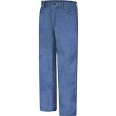 Picture of Bulwark FR - Relaxed Fit Denim Jean, Dark Denim (PEJ2DD)