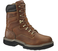 "Picture of Wolverine Men's Raider MultiShox Contour Welt 8"" Safety Toe Work Boot (W02423)"