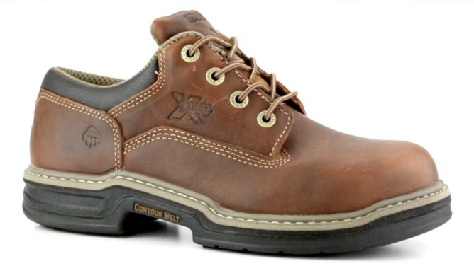 a0cafedd4bf8b Picture of Wolverine Men s Raider MultiShox Contour Welt Steel-Toe Oxford  Boot (W04816) ...