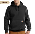 Picture of Carhartt Men's Rain Defender Paxton Heavyweight Hooded Sweatshirt (100615)