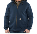 Picture of Carhartt Men's Rain Defender Avondale Midweight 3 - Season Sweatshirt (100631)