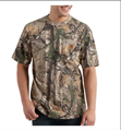 Picture of Carhartt Men's Camo Short - Sleeve T - Shirt (K287)