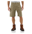Picture of Carhartt Men's Canvas Work Short (B147)