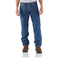 Picture of Carhartt Men's Relaxed - Fit Jean - Straight Leg / Fleece Lined (B155)