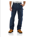 Picture of Carhartt Men's Loose / Original Fit Double - Front Logger Dungaree Pant (B07)