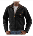 Picture of Carhartt Men's Sandstone Detroit Jacket (J97)