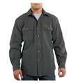 Picture of Carhartt Men's Weathered Canvas Shirt Jac (100590)