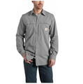 Picture of Carhartt Men's Force Mandan Solid Long - Sleeve Shirt (101290)