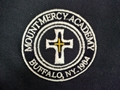 Picture of School Uniform -  Mount Mercy Academy Polo Shirt SUMMA1