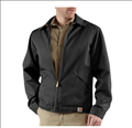 Picture of Carhartt Men's Twill Work Jacket / Midweight Quilt Lined (J293)