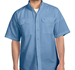 Picture of Carhartt Men's Fort Solid Short - Sleeve Shirt (S200)