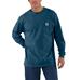 Picture of Carhartt Men's Long - Sleeve Workwear Pocket T - Shirt (K126)