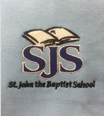 Picture of School Uniform -  St. John the Baptist Polo Shirt SUSJB1