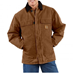 Picture of Carhartt Men's Sandstone Traditional Coat / Arctic Quilt Lined (C26)