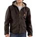 Picture of Carhartt Men's Sandstone Sierra Jacket / Sherpa Lined (J141)