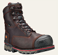 "Picture of TImberland Pro Men's Boondock WP Insulated 8"" Safety Toe Boot (A128P)"
