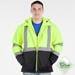 Picture of Utility ProWear Men's Industry Hooded Soft Shell