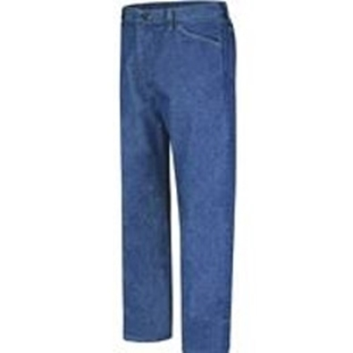 Picture of Bulwark FR - Classic Fit Pre-Washed Denim Jean, Blue Denim (PEJ4DW)