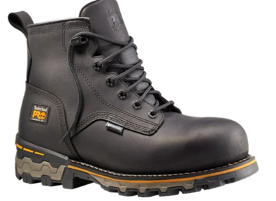 "Picture of Timberland Men's Boondock Plain Toe 6"" Composite Safety Toe Waterproof Boot (A127R)"