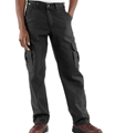 Picture of Carhartt Men's Flame - Resistant Canvas Cargo Pant (FRB240)